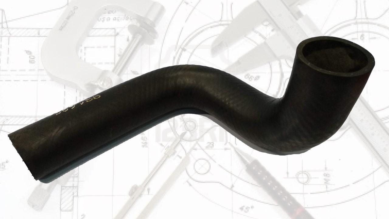 Elbow radiator hoses