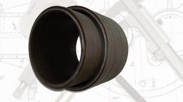 Neoprene rubber hoses